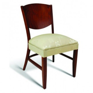 Beech Wood Stacking Side Chair CC130 Series