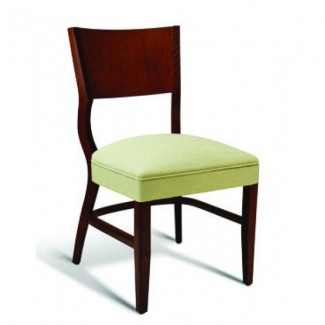 Beech Wood Stacking Side Chair CC140 Series