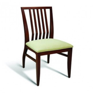 Beech Wood Side Chair Incline Series