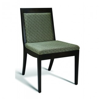 Beech Wood Side Chair Metropolitan Series