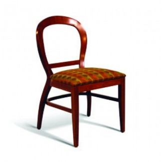 Beech Wood Side Chair Wisp Series