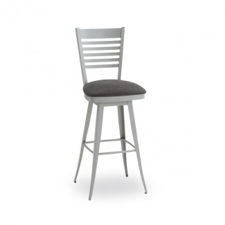 Edwin 41498-USMB Hospitality distressed metal bar stool