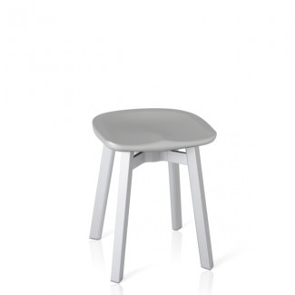 Emeco SU Series Small Stool - Recycled Polyethylene Seat