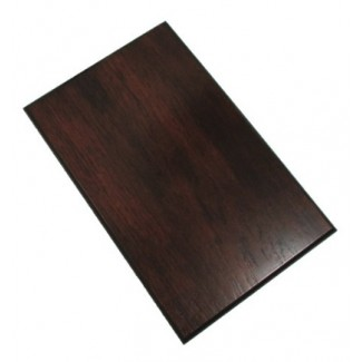 "Industrial Restaurant Table Tops 24"" x 30"" Eco-Wood Tabletop"