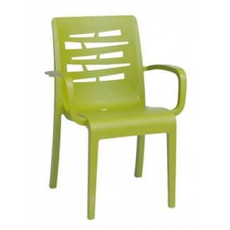 Grosfillex outdoor restaurant chairs