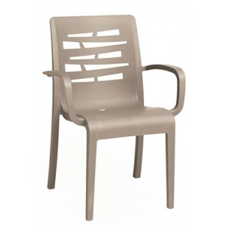 Restaurant chairs for outdoor commercial use