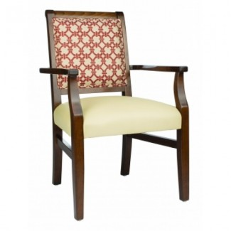 European Beech Solid Wood Restaurant Chairs Holsag Hudson Accent Armchair