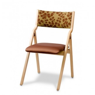 Holsag Milan Folding Chair - Horizontal Stacker