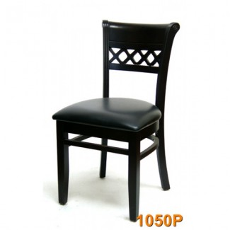 European Beech Solid Wood Upholstery Restaurant Side Chairs Beechwood Side Chair 1050P