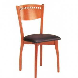 Contemporary Beech Wood Side Chair 315P