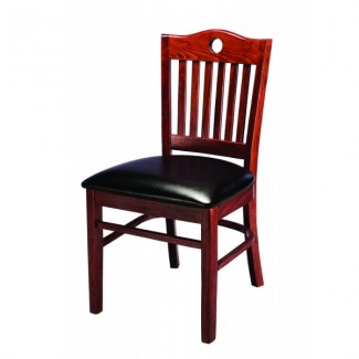 Beech Wood Side Chair 470P