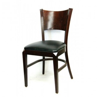 Contemporary Beech Wood Nesting Side Chair 480P