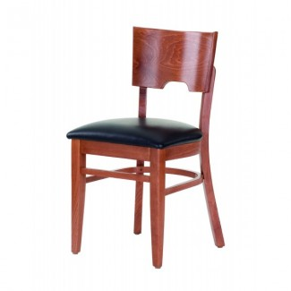 Contemporary Beech Wood Side Chair 740P
