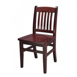 Beech Wood Side Chair 829W