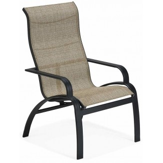 Evolution Sling High Back Arm Chair M53041