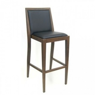 Faux Wood Grain Metal Restaurant Bar Stools Marlon Metal Restaurant Barstool