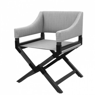 Francis Fully Upholstered Hospitality Commercial Restaurant Lounge Hotel Dining Chair