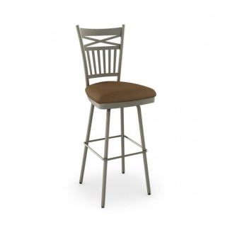 Garden 41488-USMB Hospitality distressed metal bar stool