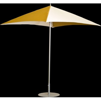 "Genesis 6'-8"" Square Restaurant Umbrella"