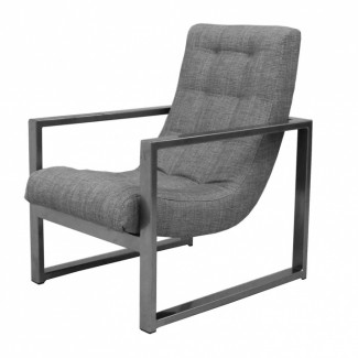 George Fully Upholstered Hospitality Commercial Restaurant Lounge Hotel Chair