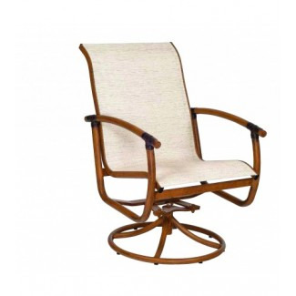 Glade Isle Sling Swivel Rocker
