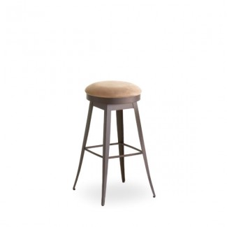 Grace 42414-USNB Hospitality distressed metal bar stool