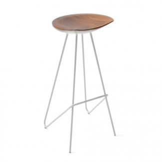 Griffith Industrial Backless Hospitality Restaurant Bar Indoor Eco Bar Stool