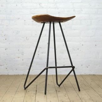 Griffith Perch Bar Stool Profile