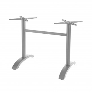 Grosfillex Aluminum Lateral Table Base