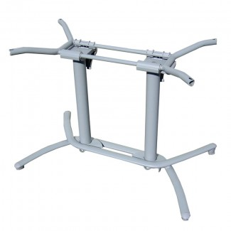 Aluminum Folding Lateral Table Base