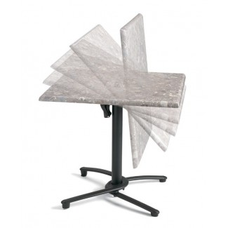 Aluminum Folding Table Base 200