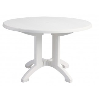 "Aquaba Grosfillex 48"" Round Table"
