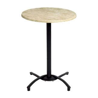 Grosfillex Restaurant Bar Height Table Base