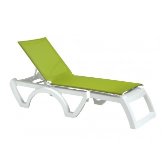 Calypso Adjustable Sling Chaise Lounge