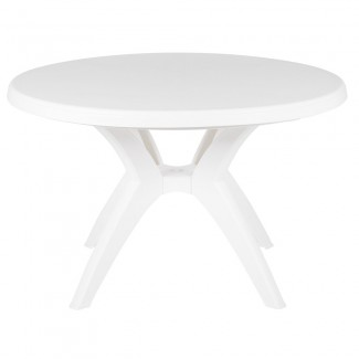 "Ibiza Grosfillex 46"" Round Table"