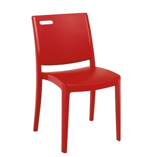Commercial outdoor restaurant chairs