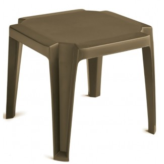 "Miami 17"" Square Low Table"
