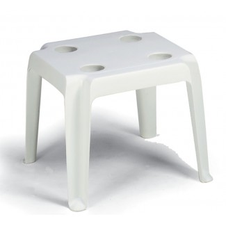 "Oasis 18"" Square Low Table"