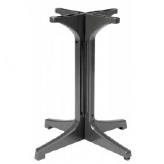 Grosfillex 4-Prong Pedestal Table Base 1000