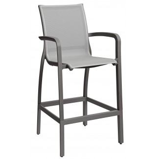 Grosfillex Commercial Outdoor Bar Stools