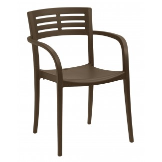Grosfillex stacking outdoor hospitality chairs