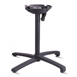 Grosfillex commercial X1 tilt-top table base