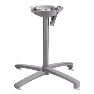 Grosfillex X1 200 Tilt-Top Table Base
