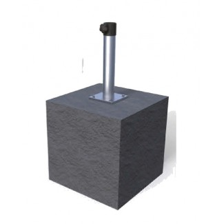 Ground Anchor Umbrella Base