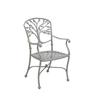 Heritage Dining Arm Chair without Cushion 8F0410