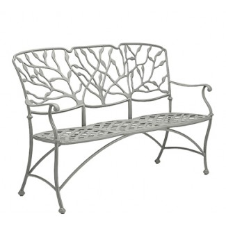 Heritage Three-Seat Bench without Cushion