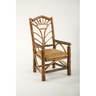 Hickory Blue Mountain Chair CFC852