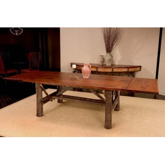Hickory Extension Dining Table CFC226