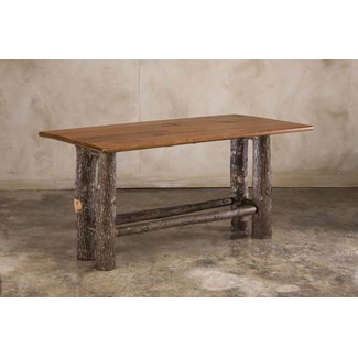 Hickory Keene Valley Drop Leaf Dining Table CFC263