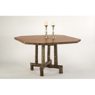 Hickory Raquette Dining Table CFC582